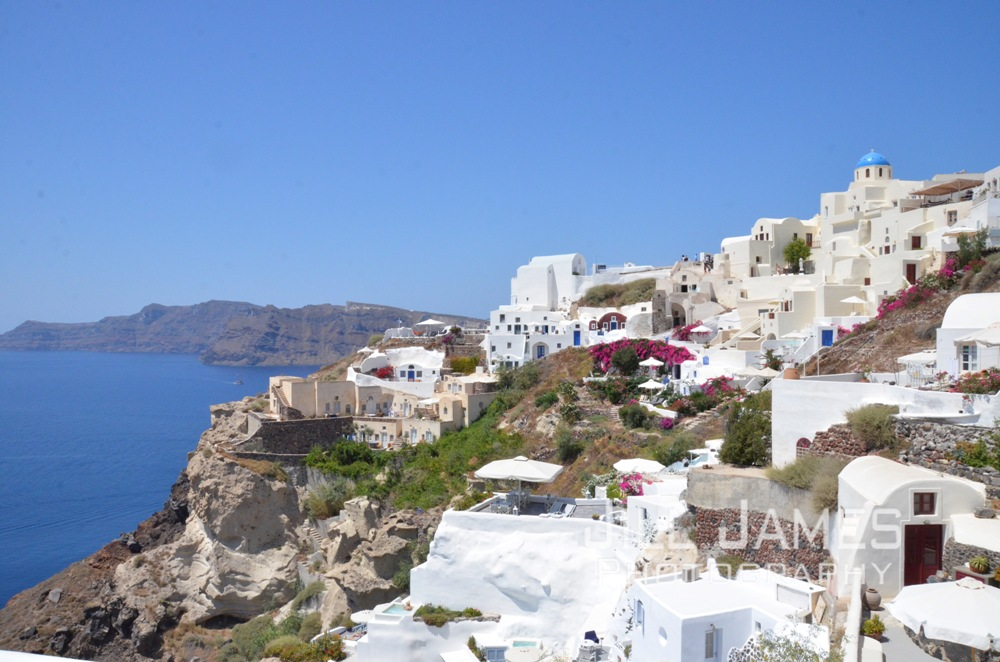 Cave Homes Of Oia Village