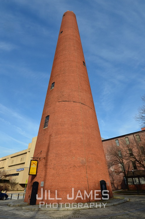 The Shot Tower 2