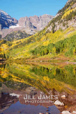 Mountain's Reflection