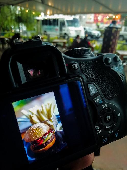 Sesión Fotográfica de Producto