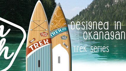 Designed In The Okanagan!