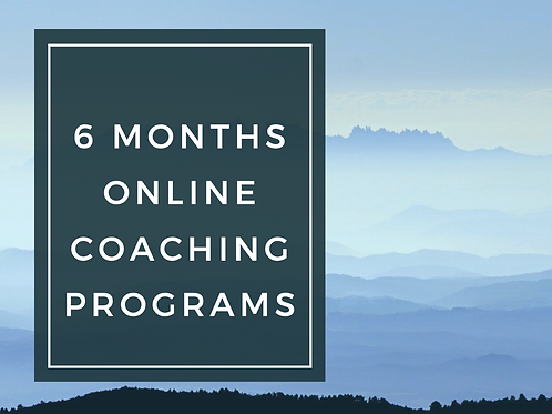 6-Month Online Coaching