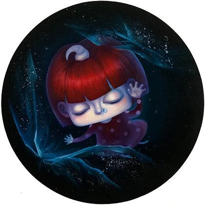 独角娃娃·我是一只鱼 Young Cheung  One-horned doll - I'm a fish