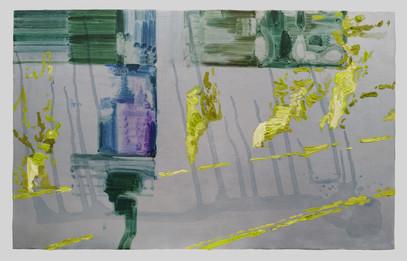 点火,oil acrylic on canvas,M10,2021,45000円
