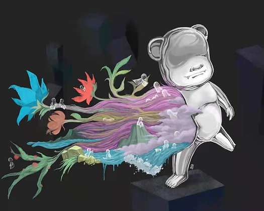 """Dream Syndrome""-2"