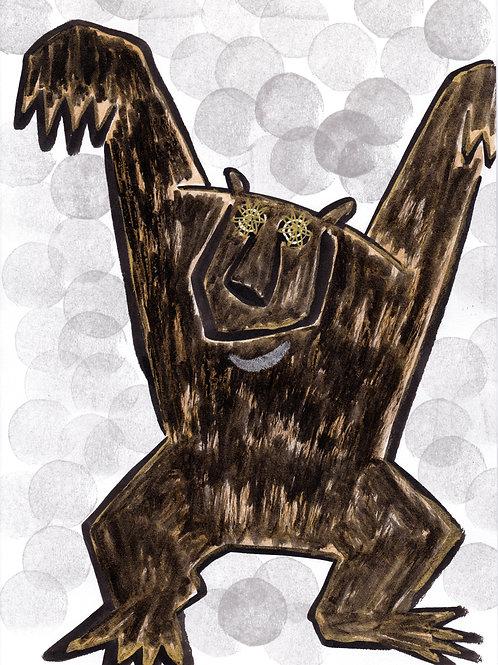 招き熊 / Lucky Bear