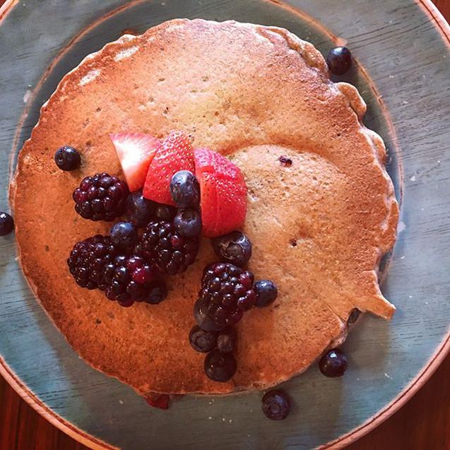 Mindful Multi-grain Pancakes