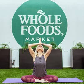 Whole Foods Market Corporate Yoga Client