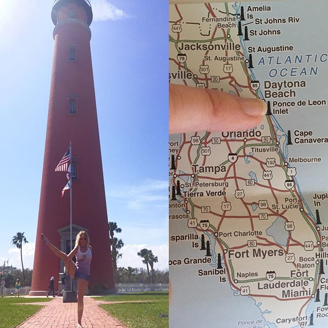 Continued lighthouse journey