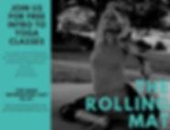 the rolling mat true center yoga class.j