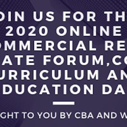 2020 ONLINE WSCAR EDUCATION DAY
