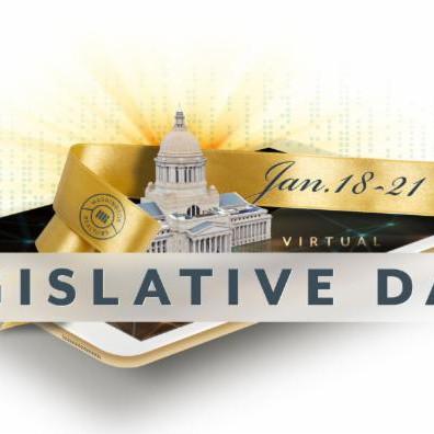 JOIN US 2021 LEGISLATIVE DAY!