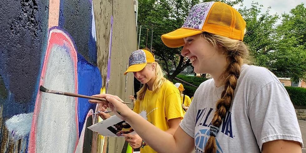 The Mural Experience - Week 4 (July 15-19)