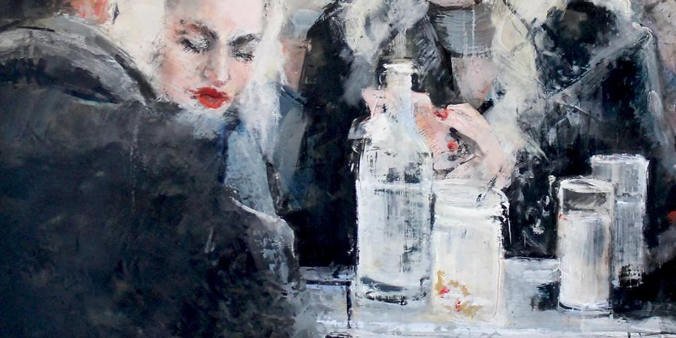 Encaustic Painting Workshop [Taught by Sandra Sedmak Engel]