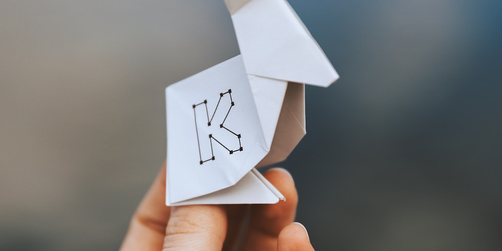 KIDS WORKSHOP:  Owen's Origami