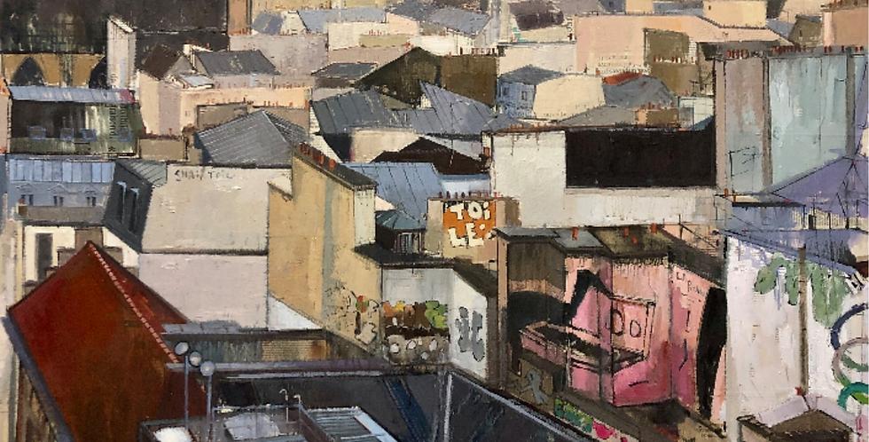 Above Paris (4th Arrondissement)