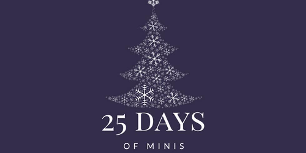 25 Days Artist Info Meeting