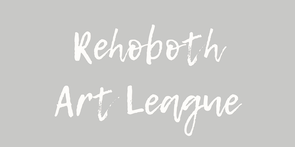 Rehoboth Art League 45TH Annual Fine Art and Craft Show [weekend 1]
