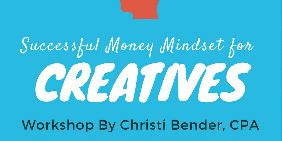 Successful Money Mindset of the Creative Profession