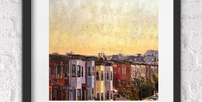Brooklyn Rowhomes
