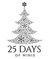 25 Days Logos_25 DAYS LOGO BLACK ON WHIT