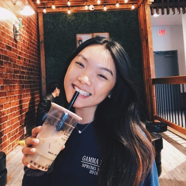 "Ivina ""Ivisaur"" Tan Fall 2018 Management Information Systems & Accounting Tulsa, OK"
