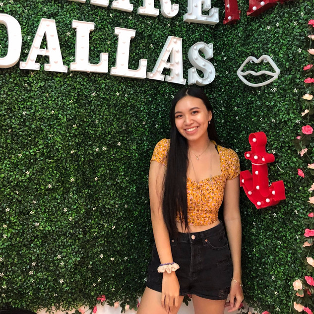 "Amy ""Mulan"" Pham Fall 2019 Biology Pre-Med Oklahoma City, OK"