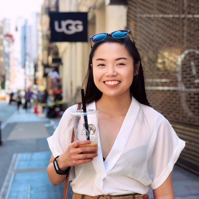 "Karen ""Luminous"" Li Fall 2019 Management Information Systems Tulsa, OK"