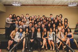 Xi Class Formals 2017