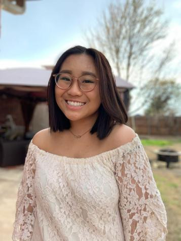"Bella ""Peach Blossom"" Pham Fall 2020 Psychology Oklahoma City, OK"
