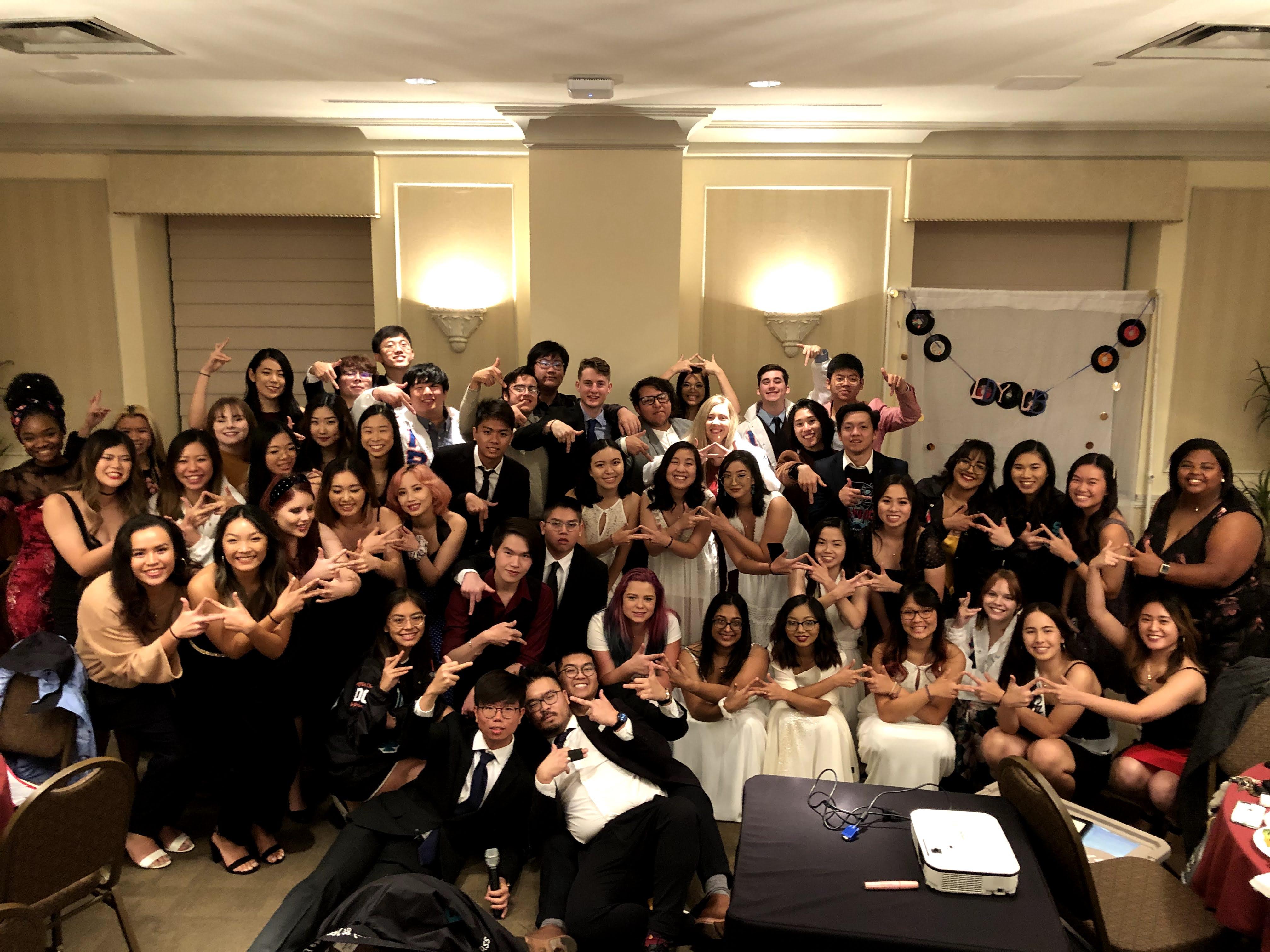 Rho Class Formals 2019
