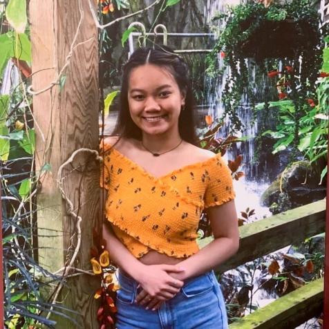 "Thu ""Honeymoon"" Nguyen Fall 2020 Biology, Pre-PA Edmond, OK"
