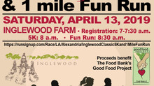 Inglewood Classic 5K and Fun Run