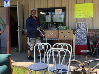 More than a Food Pantry in Mansura
