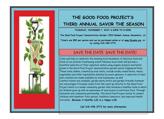 GFP's Savor the Season Garden Party