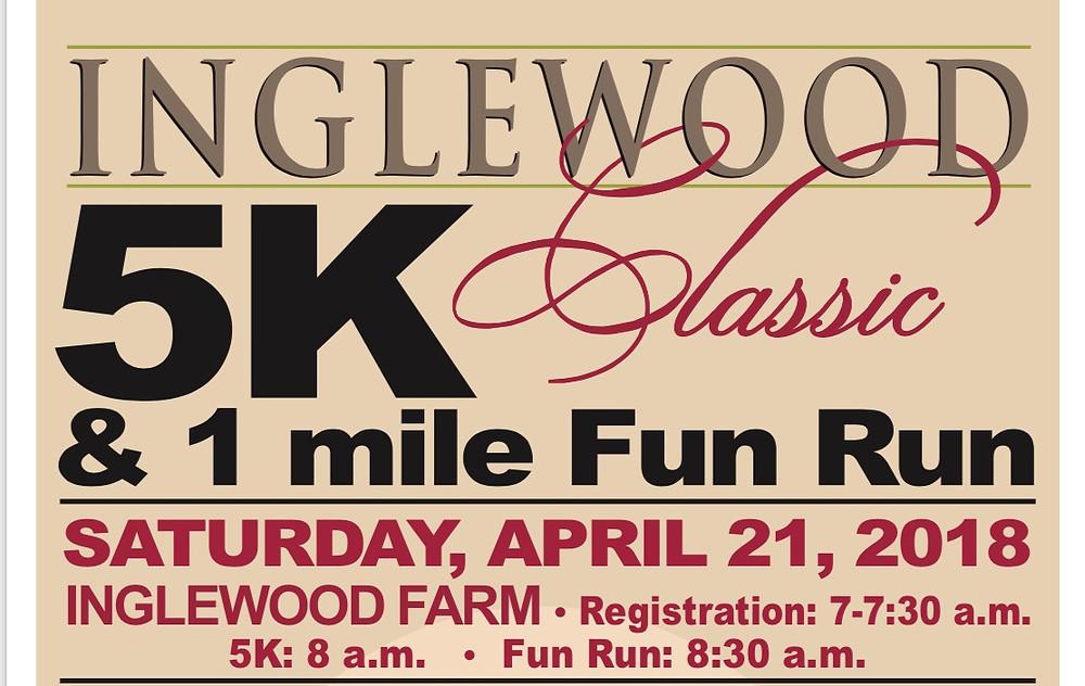 Sign up today at https://runsignup.com/Race/LA/Alexandria/InglewoodClassic5Kand1MileFunRun