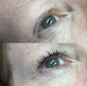 lash lift, blink lash studio