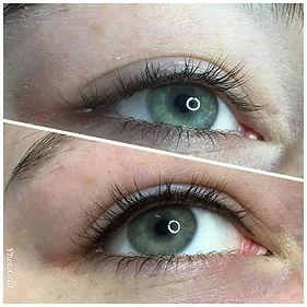 permanent eyeliner, blink lash sudio