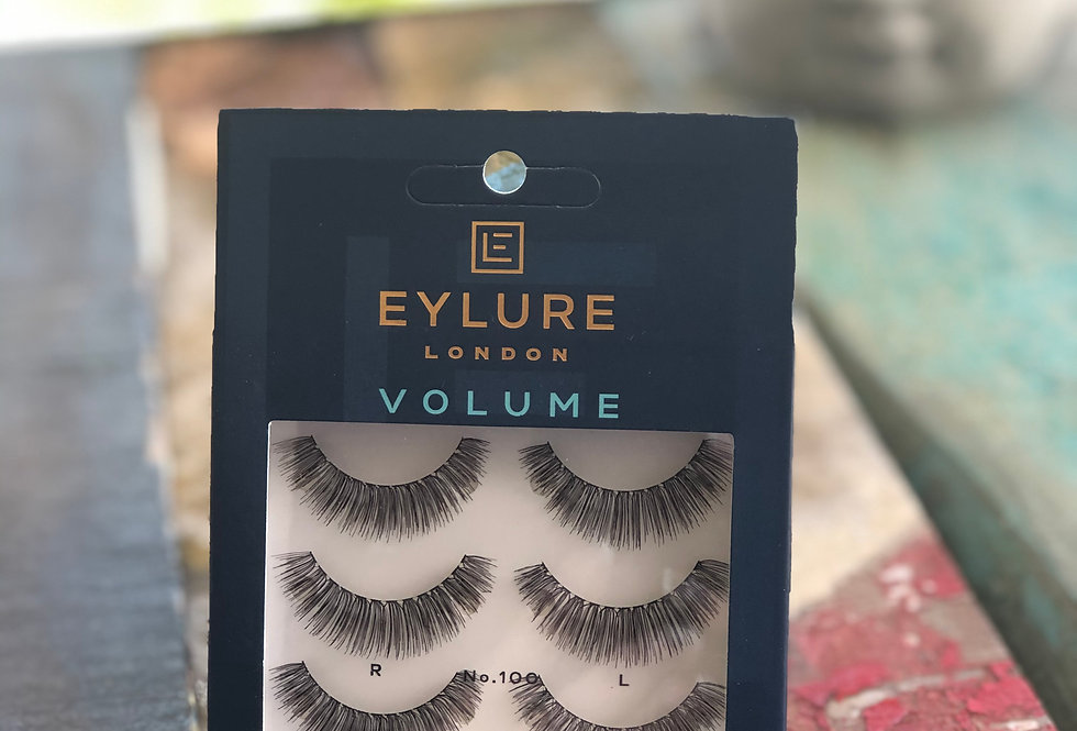 100 Volume Strip Lashes - 3 pack