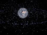 تنظيف خردة الفضاء باستخدام قاطرات فضائية