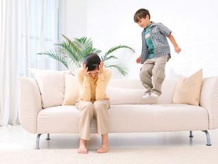 اضطراب قصور الانتباه وفرط الحركة