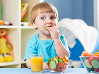 كيفية التعامل مع مزاجية الاطفال في اختيار طعامهم