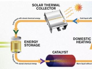 وقود يخزن الطاقة الشمسية لمدة 18 سنة !!..
