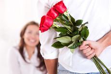 تأثير الورود على المرأه