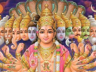 الروح في الهندوسية