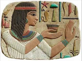 الفن الفرعوني