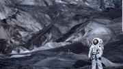 العلماء يختبرون بزة المريخ.. داخل بركان نشط في آيسلندا..