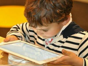 خطر التكنلوجيا على الاطفال