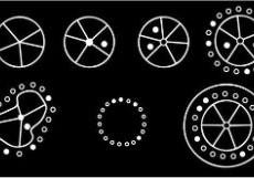 """""""العجلات المحيرة"""""""