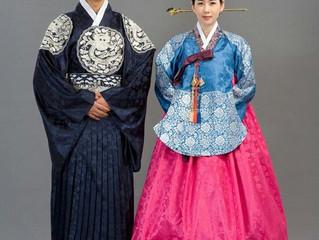 الفن الكوري
